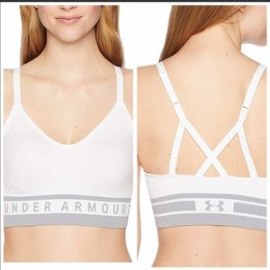 Under Armour Seamless Compression Sports Bra M